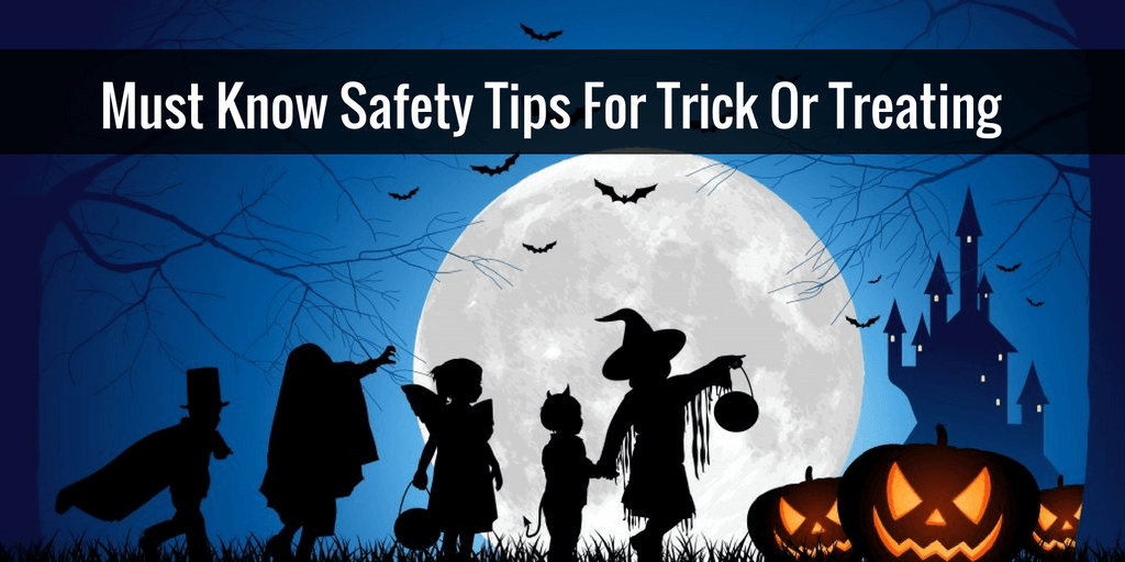kids halloween safety